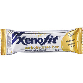 Xenofit Carbohydrate Bar Box 24x68g, Passion Fruit